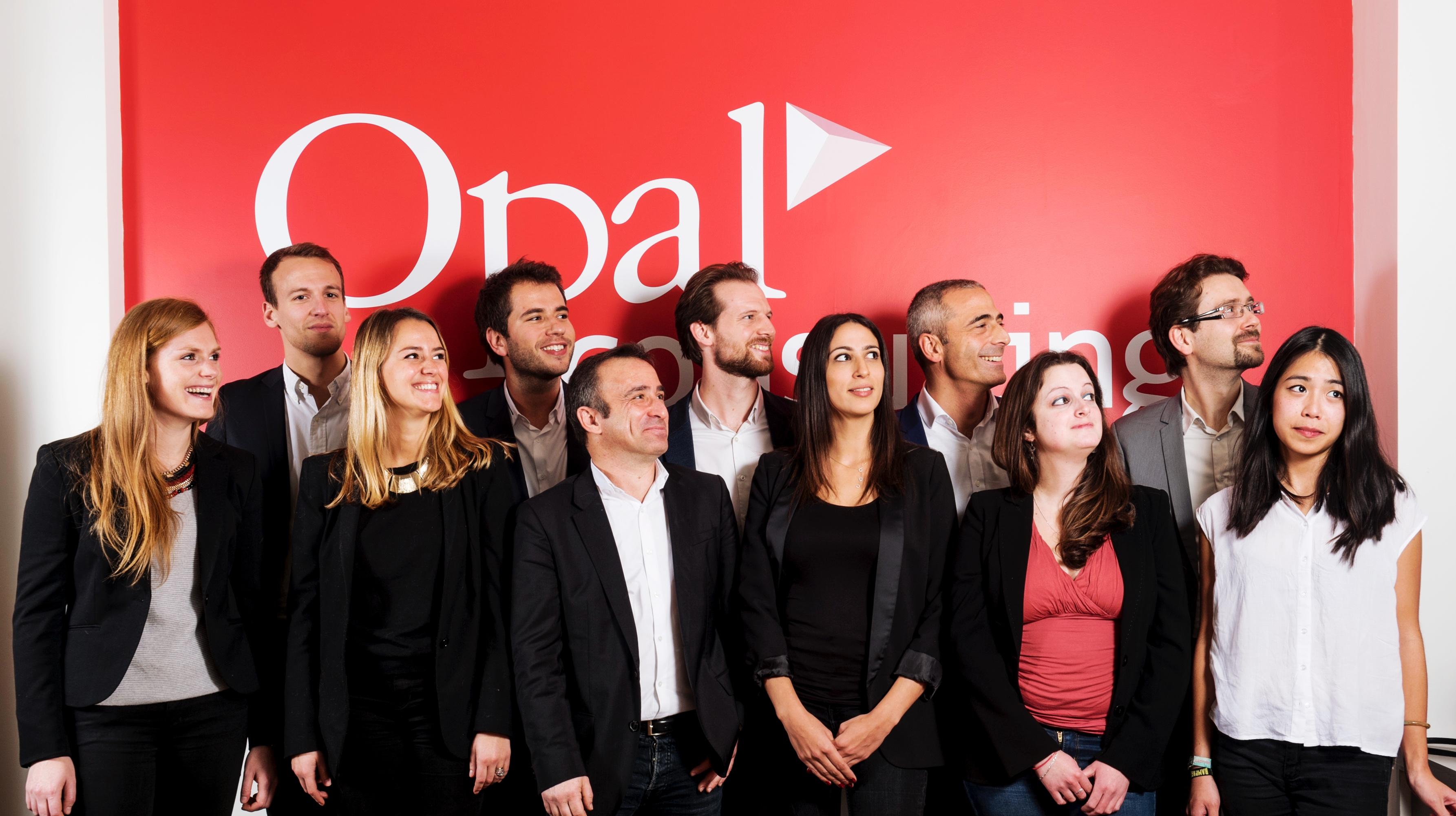 L'équipe Opal Consulting : Rejoignez-nous